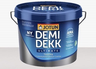 Jotun  Demidekk Ultimate Täckfärg (vorher Optimal)